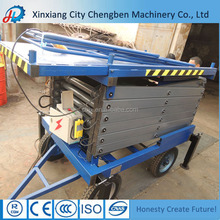 SJY/SJG Customized Hydraulic Personal Lift (8m 300 kg or more)