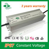 high efficiency power supply driver for led strip constant voltage CE SAA Rohs certificate 100w 24V led driver emc
