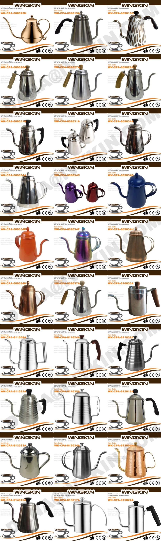 Цвет кофе аксессуары Кофе Части Из Нержавеющей Стали молоко кувшин для бариста
