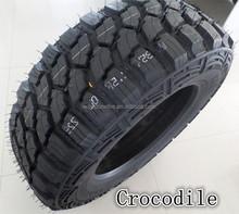 lakesea suv tyre/tire crocodile 35x12.5r20,pneumatici off road 4x4 mud terrain tires 35/12.5r15