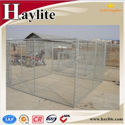 galvanized steel outdoor dog kennel designs