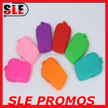 Wholesale small silicone pouch for mobile