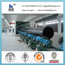 high quality pvc coated seamless steel line pipe