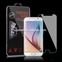 Perfect Fit Premium Tempered Glass Screen Protector For Samsung Galaxy S6