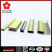 Hot sales Window and Door Aluminum extrusion profile for Nigeria Market/ Section Model 5001,5033,5006,5007,5008