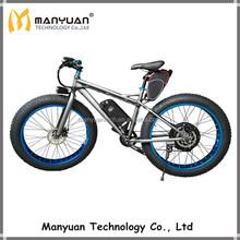 48v 11.6ah 1000w rear motor sand beach pedelec electric bicycle