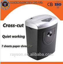 RAYSON Paper shredder