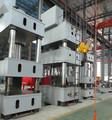 Cuatro columnas prensa hidráulica 800 ton