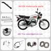 repuestos para motocicletas AX100