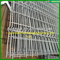 Bamboo Fence Panels/Welded Mesh Sheet/Iron mesh panel 1mx2m