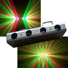 4 head laser light / Laser light moving head laser