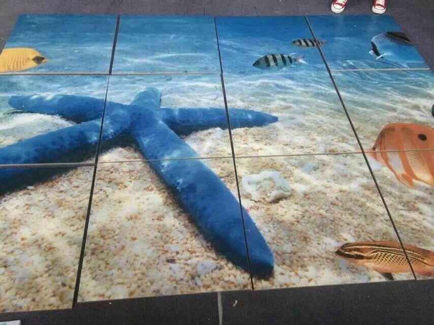 Tile Prices In Tiles Floor 3d Flooring For Aquarium Buy 3d