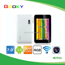 China 7 inch smart driver a23 mid android tablet