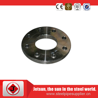 carbon steel 6 inch pipe flange