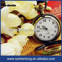 pocket watch body mechanical,music pocket watch