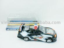 Plastic Friction Car