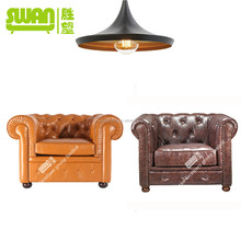 5048 top leather chesterfield chaise lounge