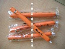 EVA foam promotional custom shaped pen