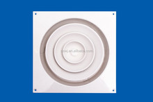 steel round air vent air diffuser supply for cross furring ceiling