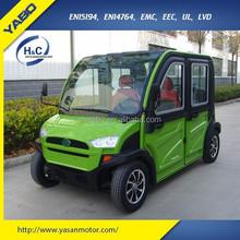 Beautiful popular China 4 seat electric car