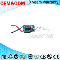 cheap price led power supply 3w constant current non-isolation 200ma led driver for bulb light