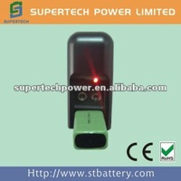 9v 6f22 batteries charger