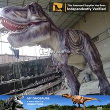 Mi dinosaurio Dino-tamaño natural de dinosaurios animatronics parque temático para la venta