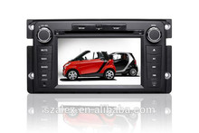 AL-9313 Hot-selling digital car pc for Mercedes Benz Smart Fortwo(2008-2011)with TV USB TMC