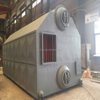 High efficiency furnace for paper making, boiler for paper machine