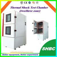 Touch screen climatic thermal shock test chamber Programmable