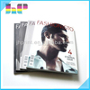 Free sample Full Color Monthly Magazines Printing