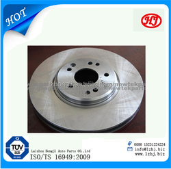 Brake disc used for Toyota Highlander 43512-48030
