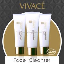 2015 Hot Anti Wrinkle Hyaluronic Acid facial foam cleanser