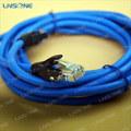 Cable rj45 cable de red que conecta