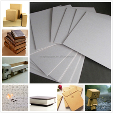 good quality gray board for making cartons