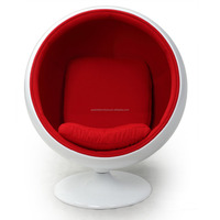 Modern Fiberglass Eero Aarnio ball chair for childrens kids, Egg pod chair, Ikea fiberglass egg chair ikea ball chair pod chair