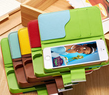 Hybrid Impact Cell Phone Neck Pouch for Iphone5 5S