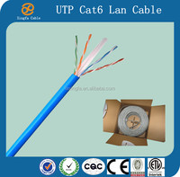 lan cable cat6 CE,ROHS,REACH,ETL