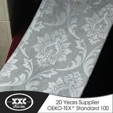 Excellent quality heavy jacquard chenille grommet curtain