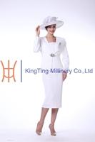 New white model wedding african dresses 2015