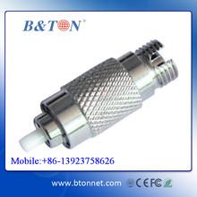 SC/FC/LC/ST/MU Female To Female Type Fixed Fiber Optical Attenuator