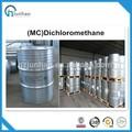 ( dcm) cloruro de metileno/grado de la industria diclorometano