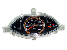 CUB Motorcycle 110 speedometer,JIACHENG motorcycle speedometer with fuel gauge,high quality motorcycle odometer for sale