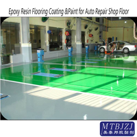 Self Levelling Epoxy Resin Floor Coating