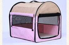 2015 New arrival Foldable Soft Pet Crate