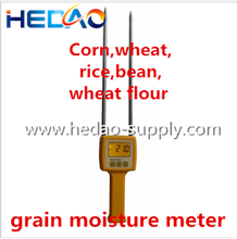 Easy Automatic temperature Compensation handheld cotton moisture meter