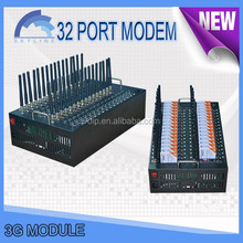 3g 16 Ports GSM Modem, high-speed cluster send SMS, 900/1800 MHz