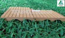 WPC waterproof outdoor deck flooring