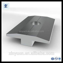 2015 anodized aluminum Photovoltaic (pv) solar panel assembly parts