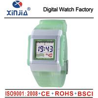 new fashion fancy digital lady wrist watch